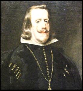 Felipe IV España Velazquez Mariana de Austria Isabel de Borbón Casa de Austria Meninas Rendición de Breda