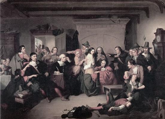 Brujas, danza de la muerte, cornezuelo, centeno, fuego de San Antonio